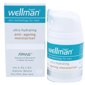 เซรั่มผู้ชายดีๆ Skin Technology for Men Anti-Ageing Moisturiser by Wellman